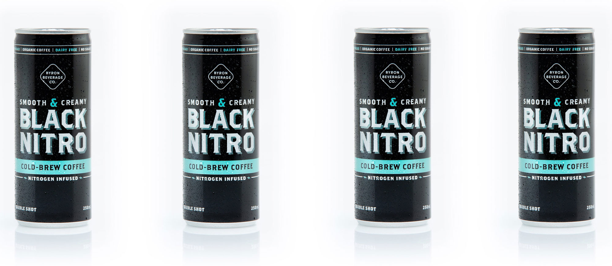 Byron Beverage Co. hooking coffee lovers with sustainable cold brew