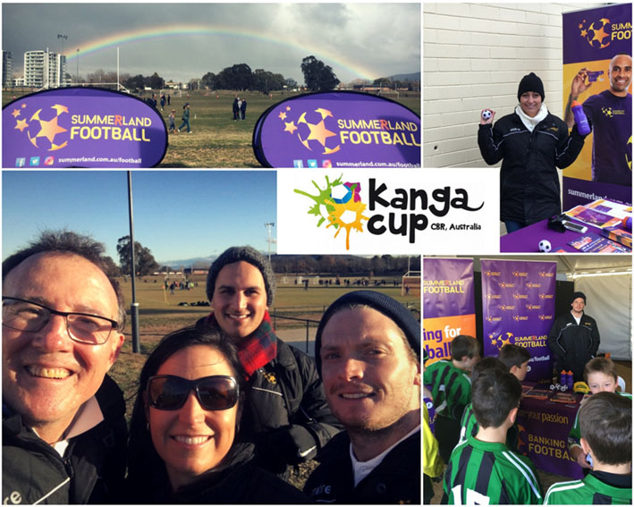 Review of the 2017 Kanga Cup