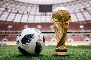 WIN 1 of 3 Adidas World Cup balls