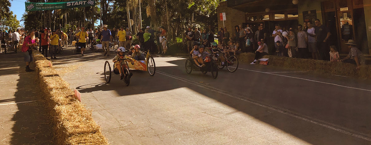 Bangalow Billy Cart Derby