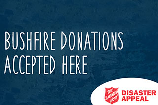 The Salvation Army Bushfire Disaster Appeal
