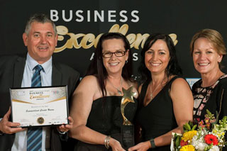 Summerland Awarded Business of the Year