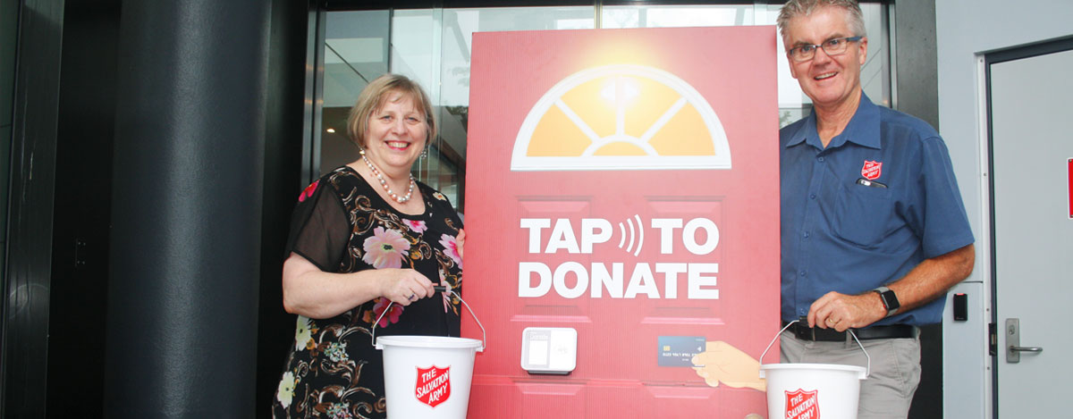 Salvation Army Red Shield Appeal